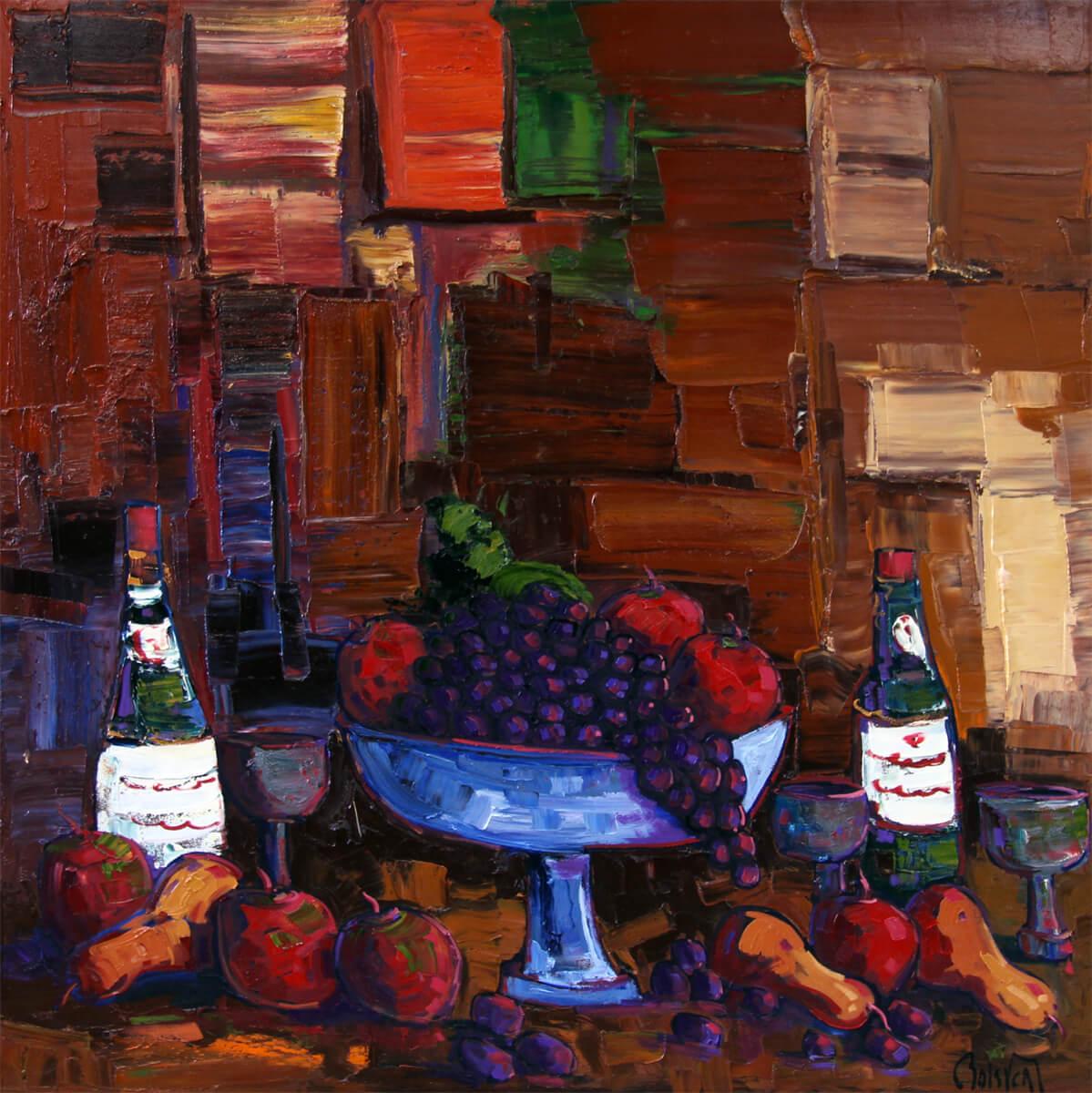 Entre deux bouteilles - Normand Boisvert