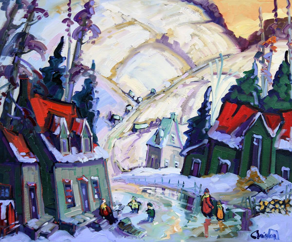 Sortie familiale - Normand Boisvert