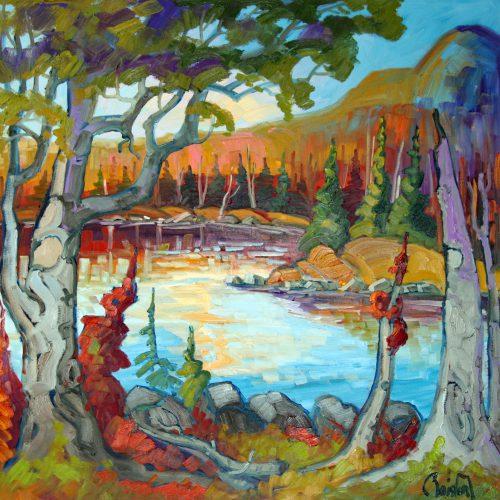 Paisible rivière