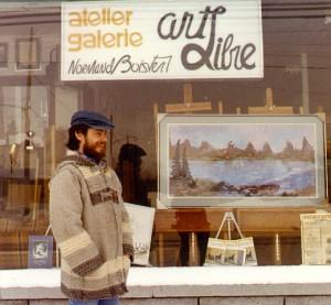 Premier atelier - Normand Boisvert