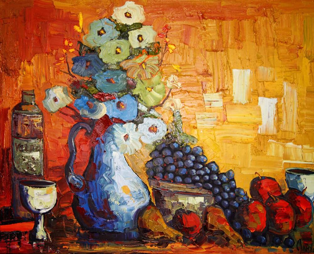 Le bonheur d'une table - Normand Boisvert