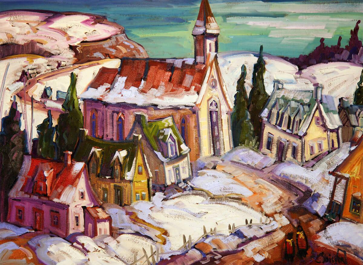 St-Siméon - Normand Boisvert