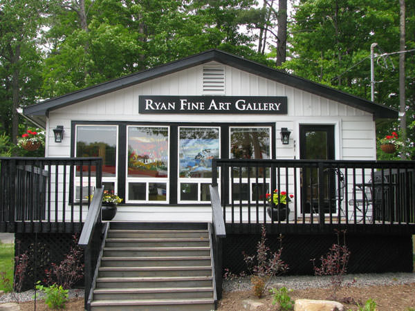 RYAN FINE ART GALLERY